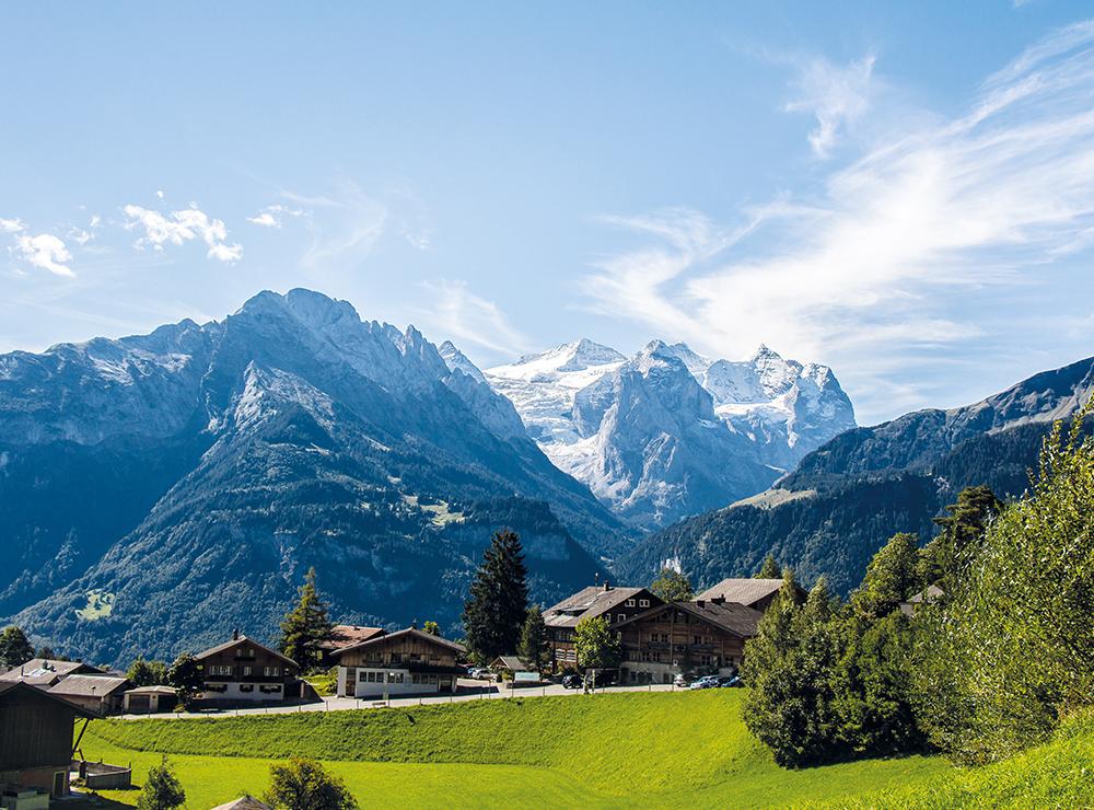 International Boarding School in the Swiss Alps